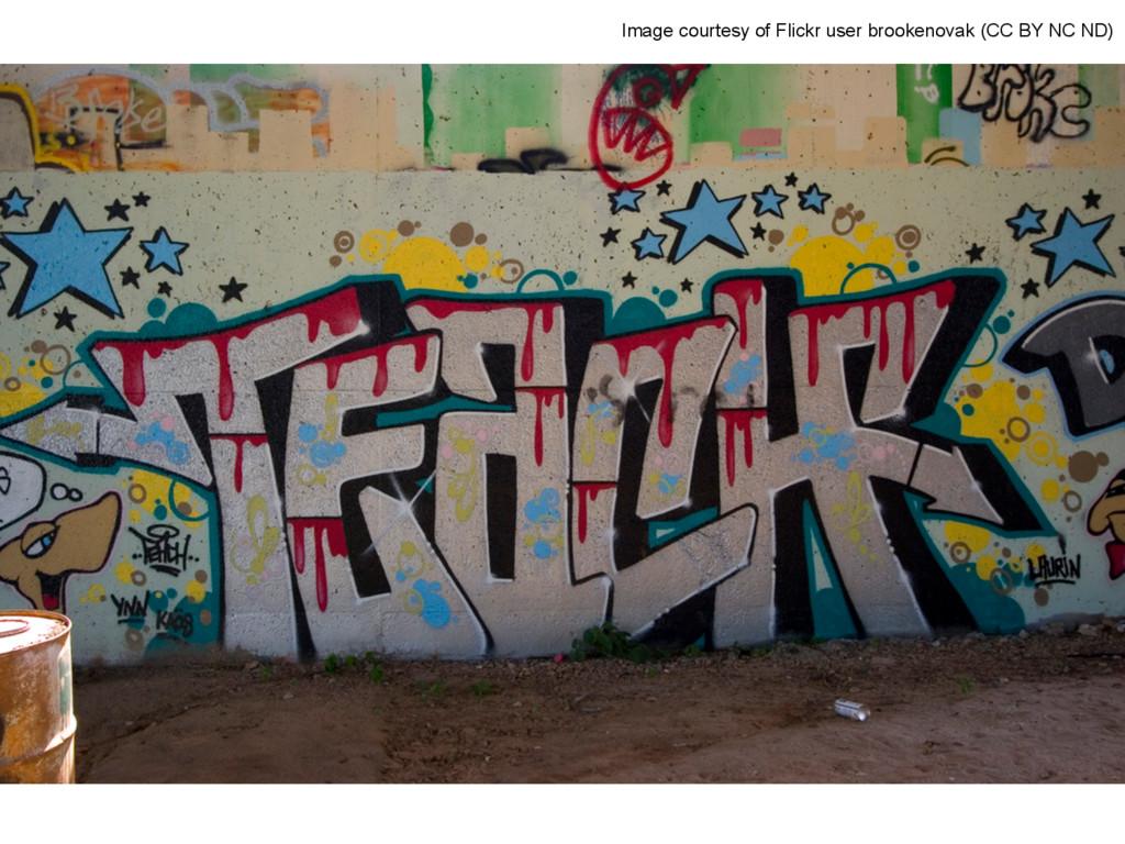 Image courtesy of Flickr user brookenovak (CC B...