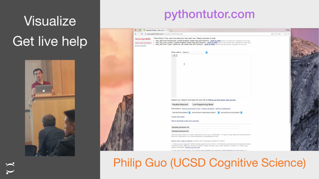 Visualize   Get live help pythontutor.com Phili...