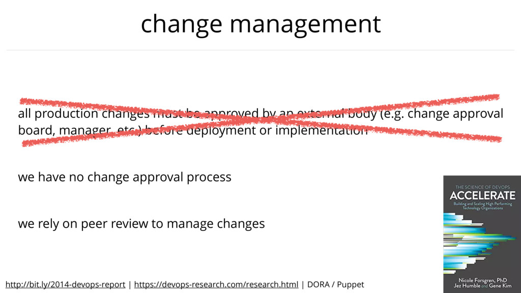 @jezhumble change management all production cha...