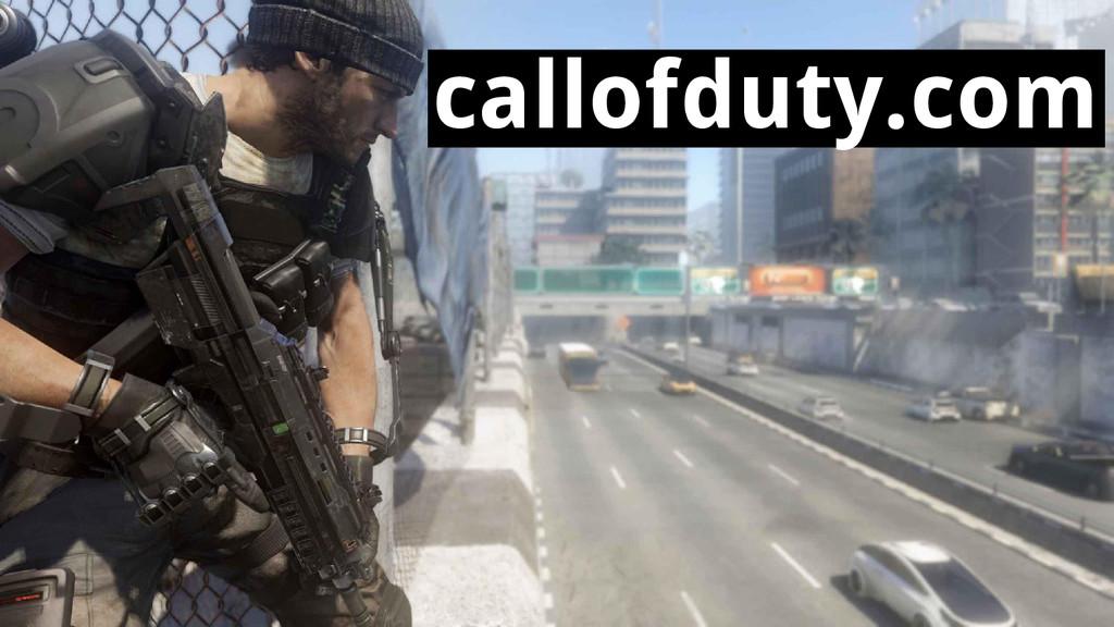 callofduty.com