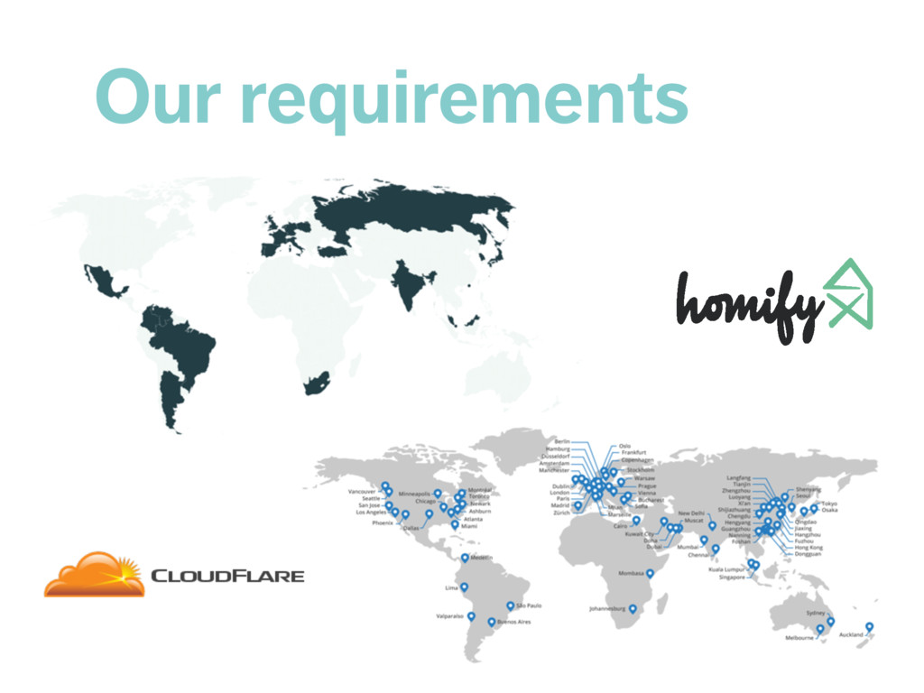 Our requirements https://www.cloudflare.com/fea...