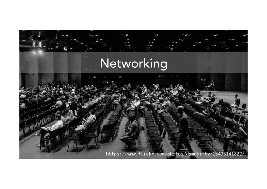 Networking https://www.flickr.com/photos/damndi...