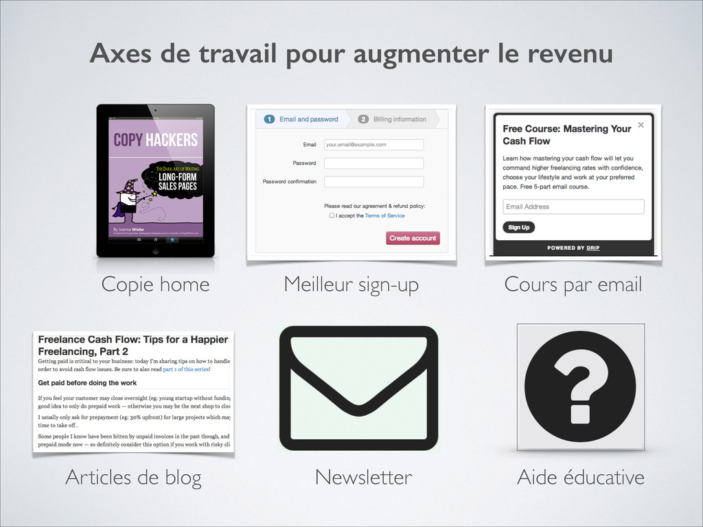 Copie home Meilleur sign-up Cours par email Art...
