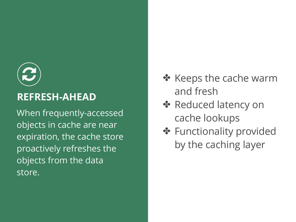 When frequently-accessed objects in cache are n...