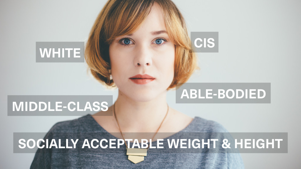 WHITE CIS SOCIALLY ACCEPTABLE WEIGHT & HEIGHT A...