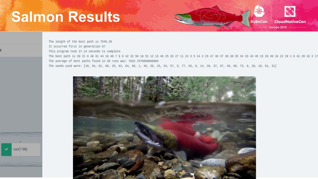 Salmon Results