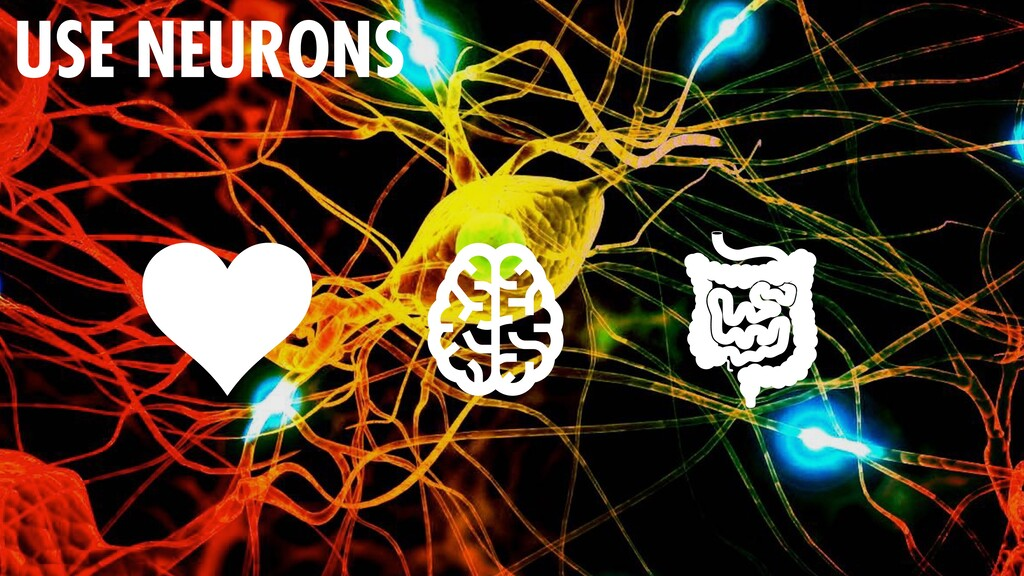 USE NEURONS