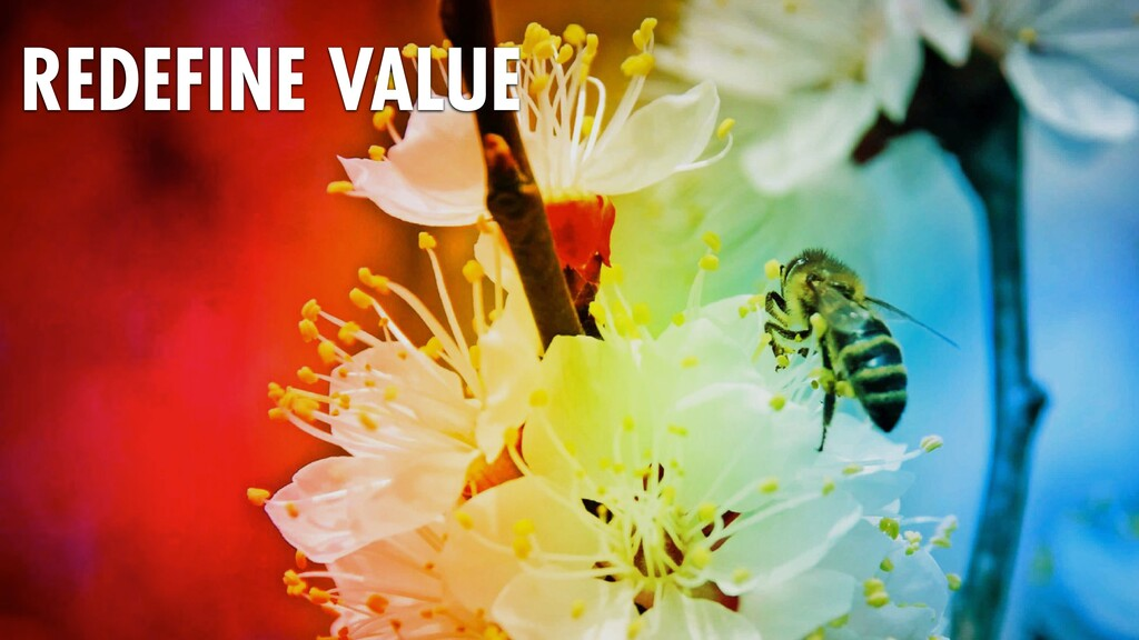REDEFINE VALUE