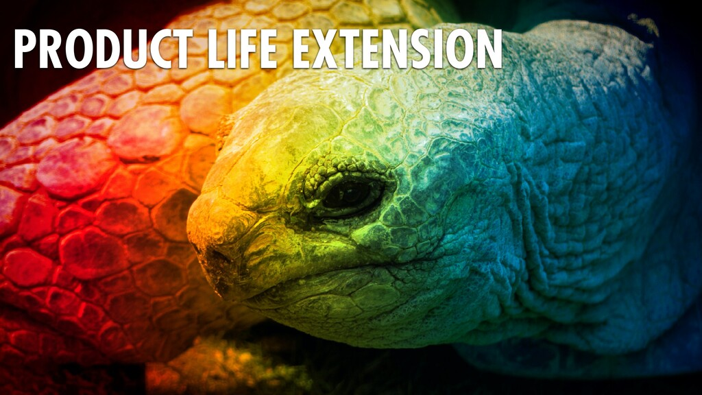 PRODUCT LIFE EXTENSION