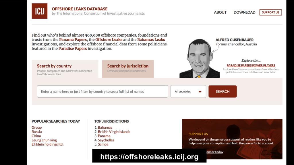 https://offshoreleaks.icij.org