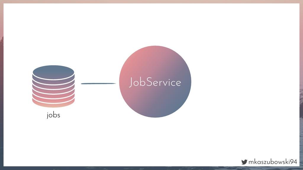 mkaszubowski94 JobService jobs