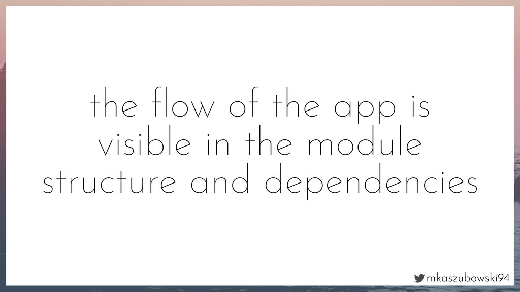 mkaszubowski94 the flow of the app is visible in...