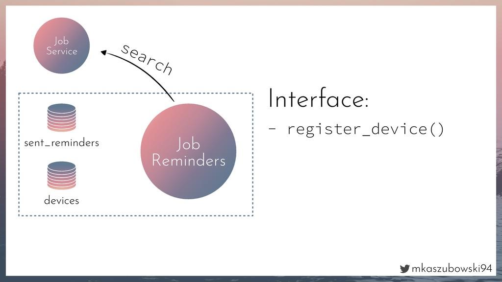 mkaszubowski94 - register_device() Interface: J...