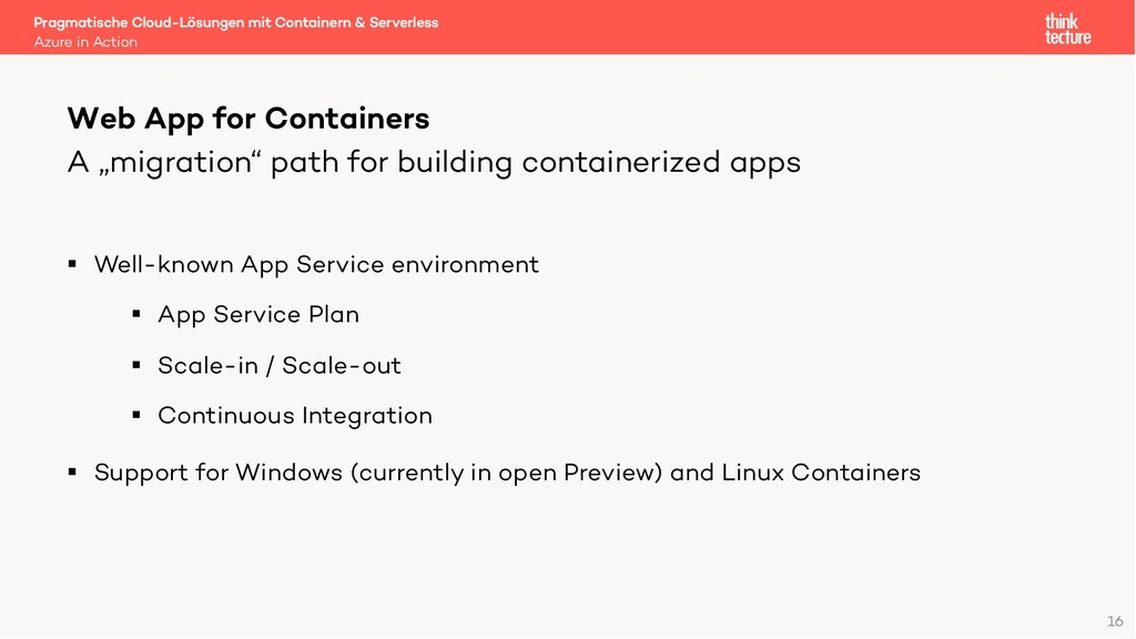 """A """"migration"""" path for building containerized a..."""