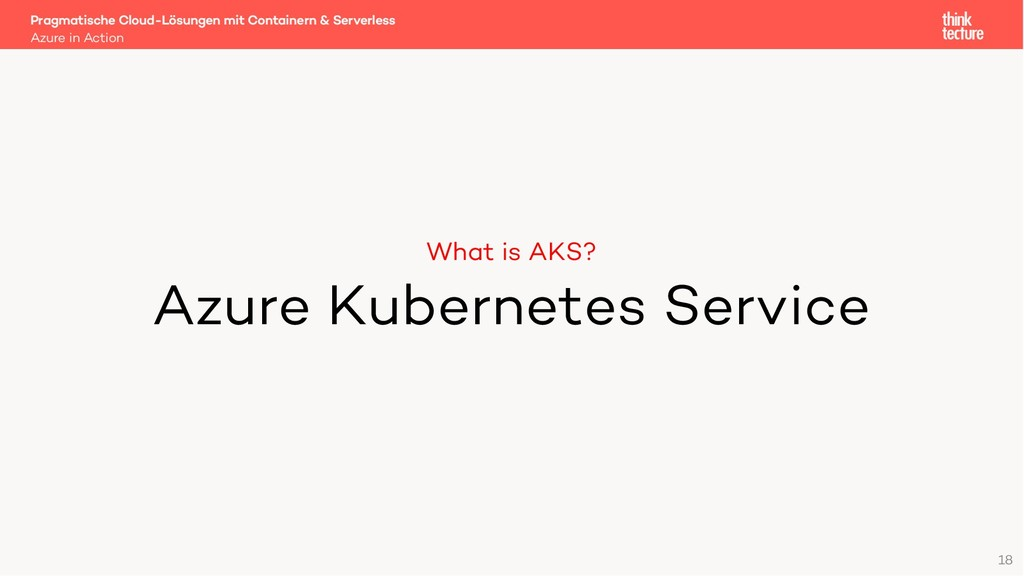 What is AKS? Azure Kubernetes Service Azure in ...