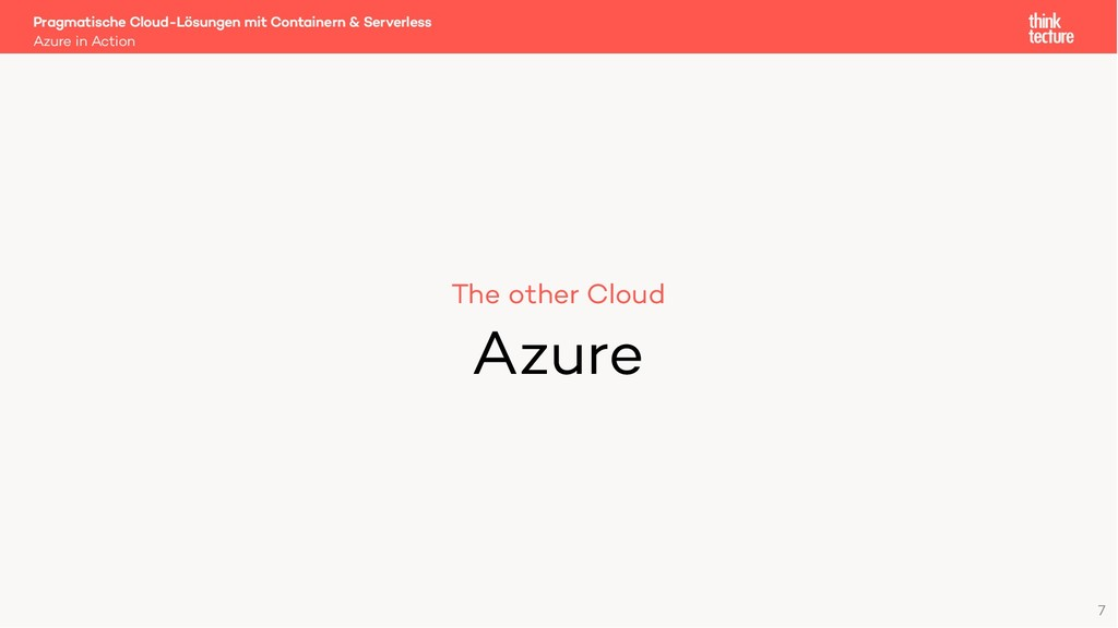 7 The other Cloud Azure Azure in Action Pragmat...