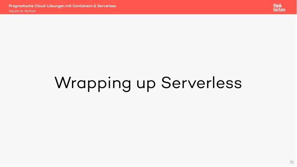 75 Wrapping up Serverless Azure in Action Pragm...
