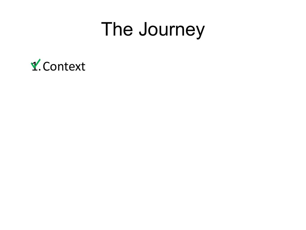 C1 - Public Natixis The Journey 1.Context