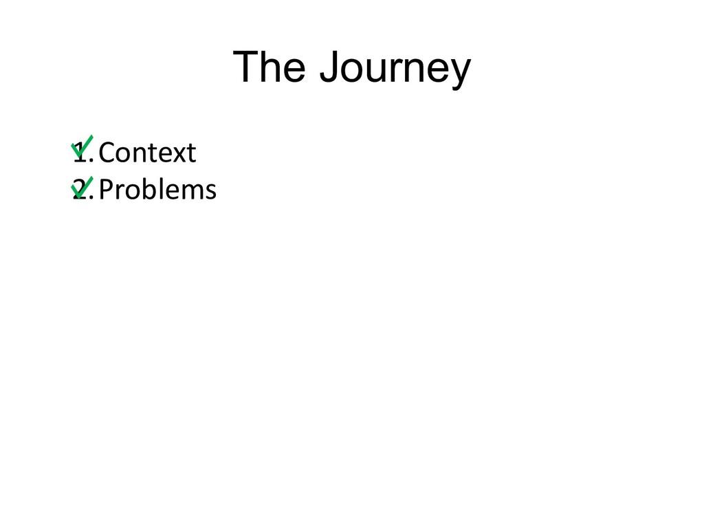 C1 - Public Natixis The Journey 1.Context 2.Pro...