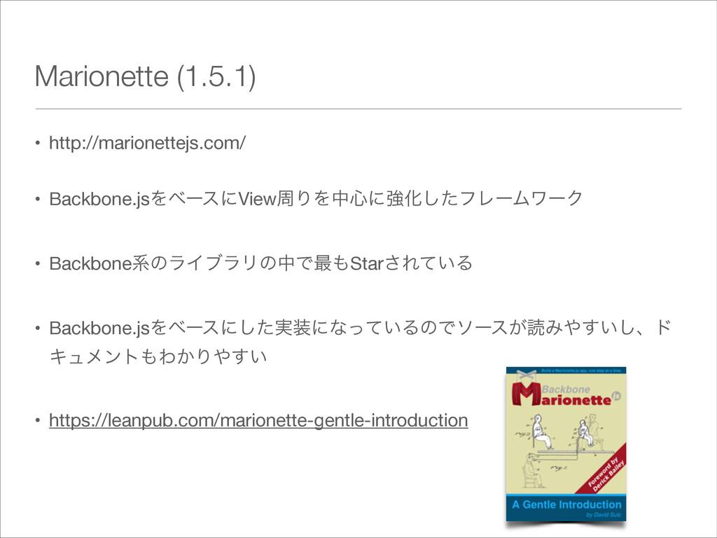 Marionette (1.5.1) • http://marionettejs.com/  ...