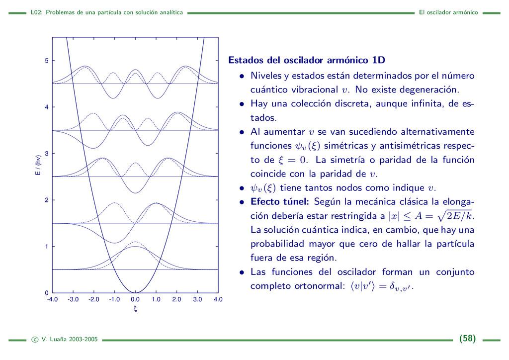 L02: Problemas de una part´ ıcula con soluci´ o...