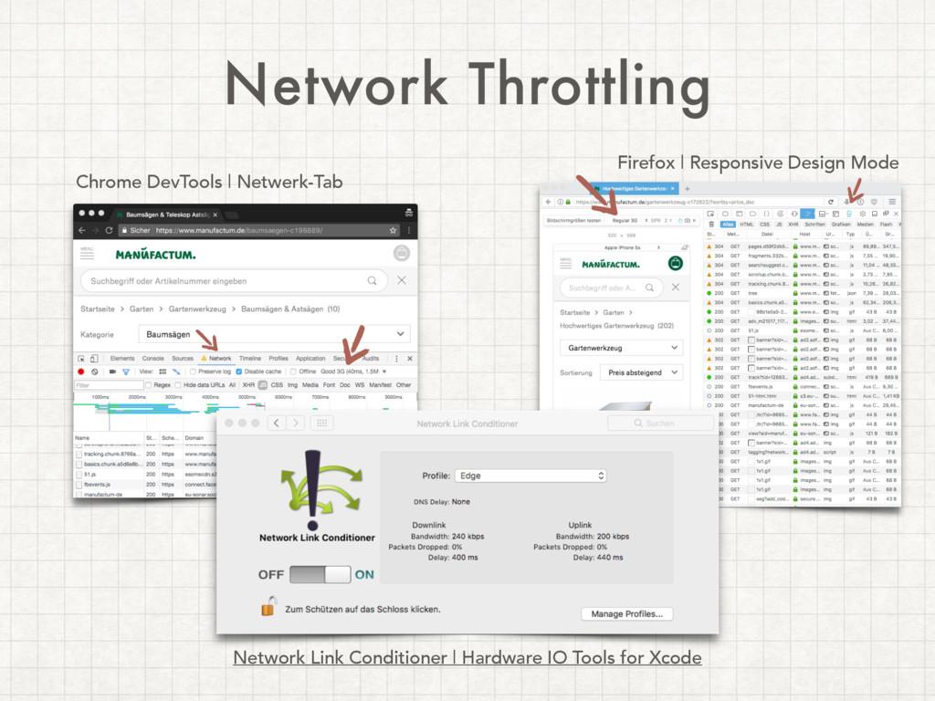 Network Throttling Chrome DevTools | Netwerk-Ta...