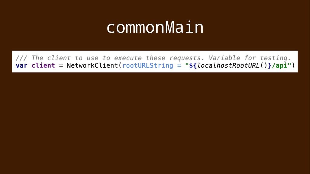 commonMain