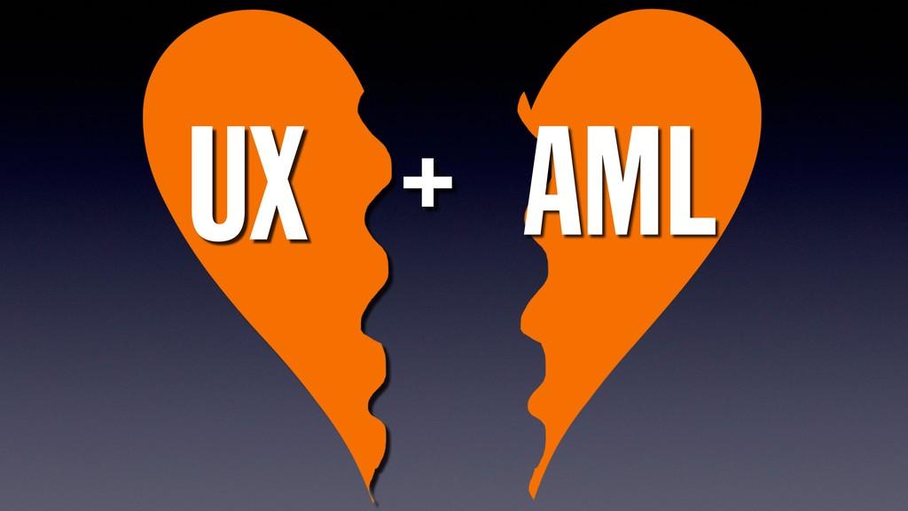 UX AML +