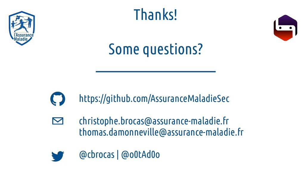 Thanks! Some questions? https://github.com/Assu...