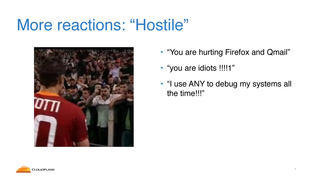 "More reactions: ""Hostile"" • ""You are hurting Fi..."