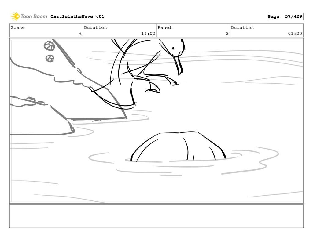 Scene 6 Duration 14:00 Panel 2 Duration 01:00 C...