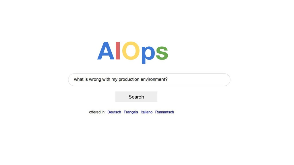 AIOps Search