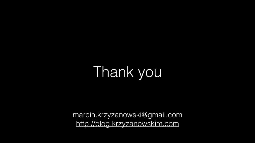 Thank you marcin.krzyzanowski@gmail.com http://...