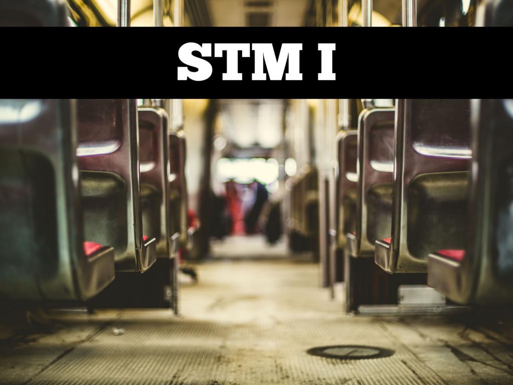 STM I