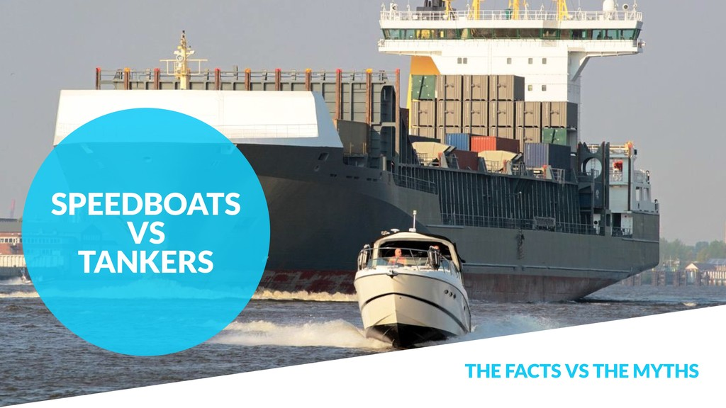THE FACTS VS THE MYTHS SPEEDBOATS 