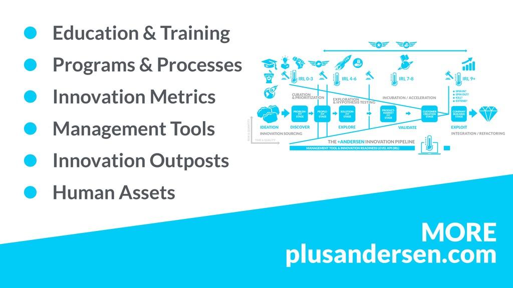 MORE plusandersen.com • Education & Training • ...
