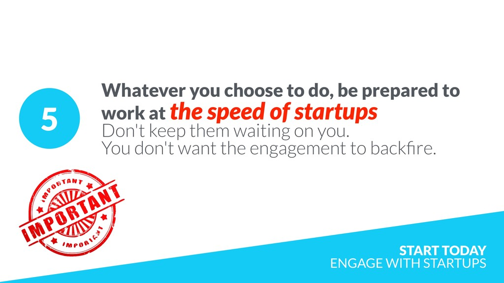 5 Whatever you choose to do, be prepared to wor...