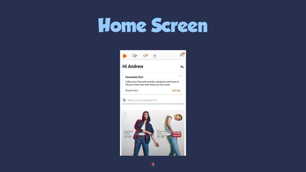 Home Screen 18