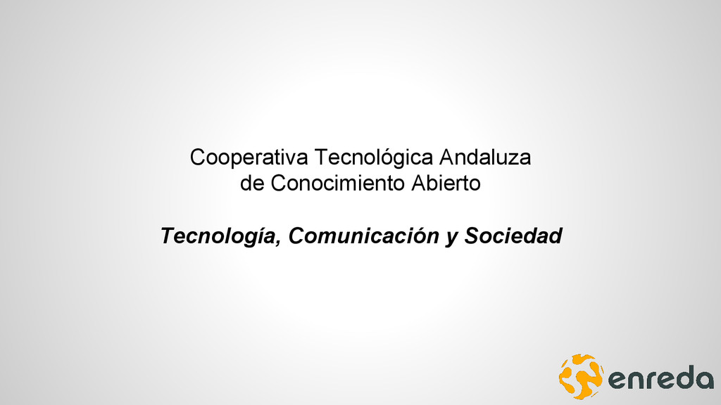 Cooperativa Tecnológica Andaluza de Conocimient...