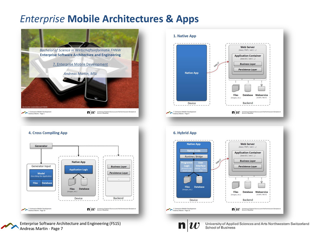 Andreas Martin - Page 7 Enterprise Mobile Archi...