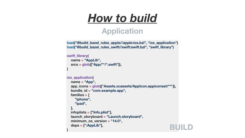 "Application How to build load(""@build_bazel_rul..."