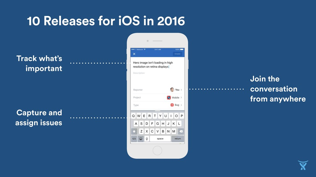 Callout 10 Releases for iOS in 2016 Track what'...