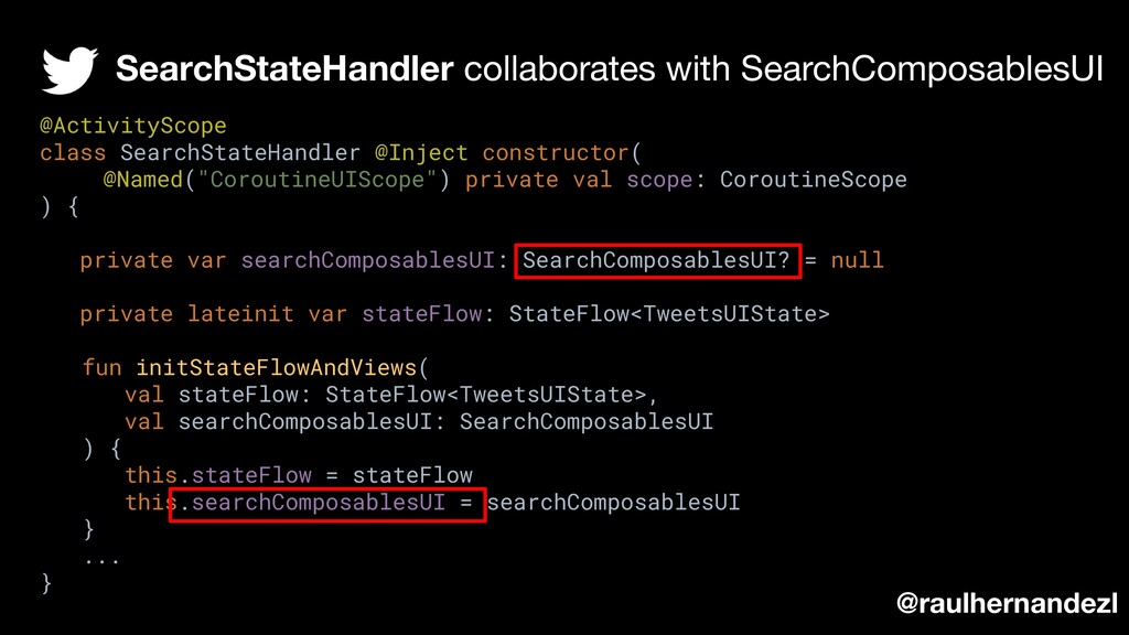 SearchStateHandler collaborates with SearchComp...
