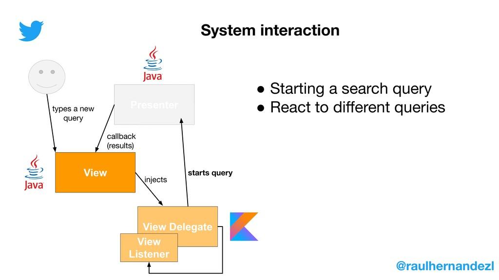 Presenter View System interaction @raulhernande...