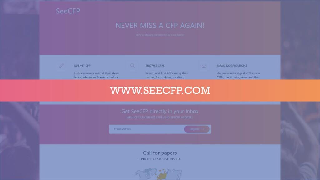 WWW.SEECFP.COM