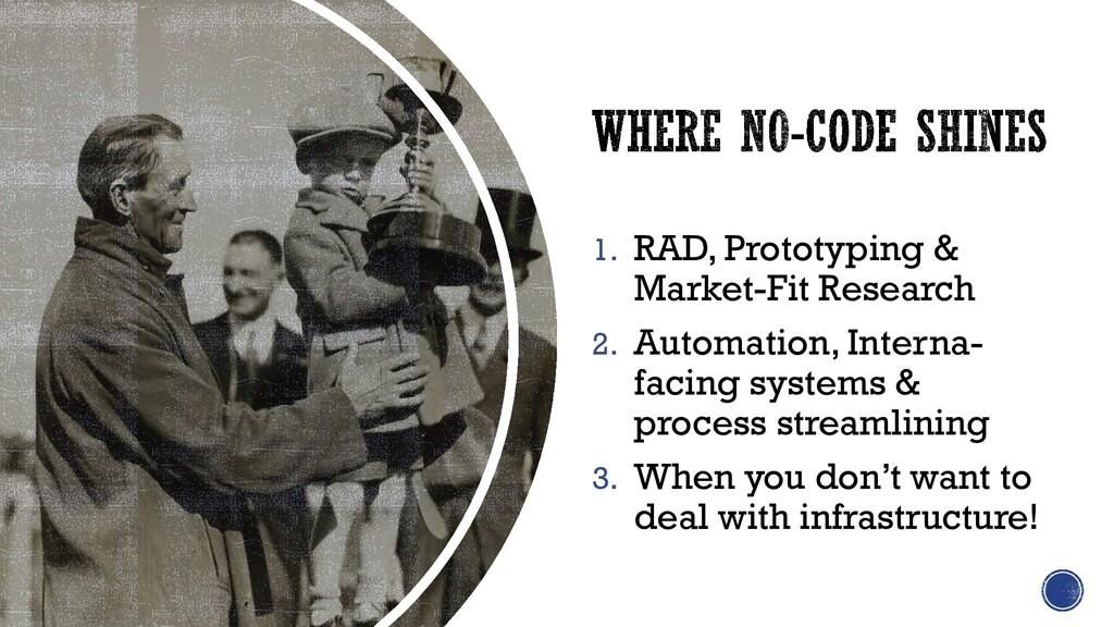 1. RAD, Prototyping & Market-Fit Research 2. Au...