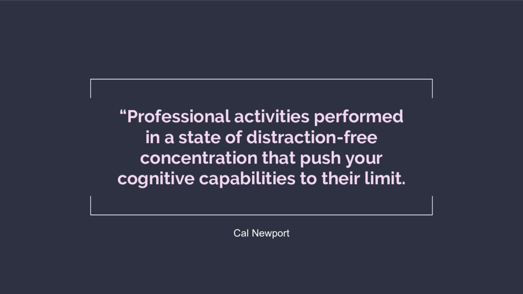 """Professional activities performed in a state o..."