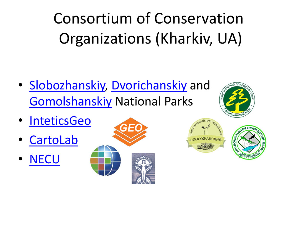 Consortium of Conservation Organizations (Khark...