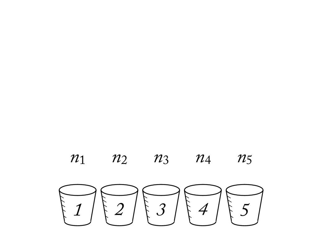 1 2 3 4 5 n1 n2 n3 n4 n5