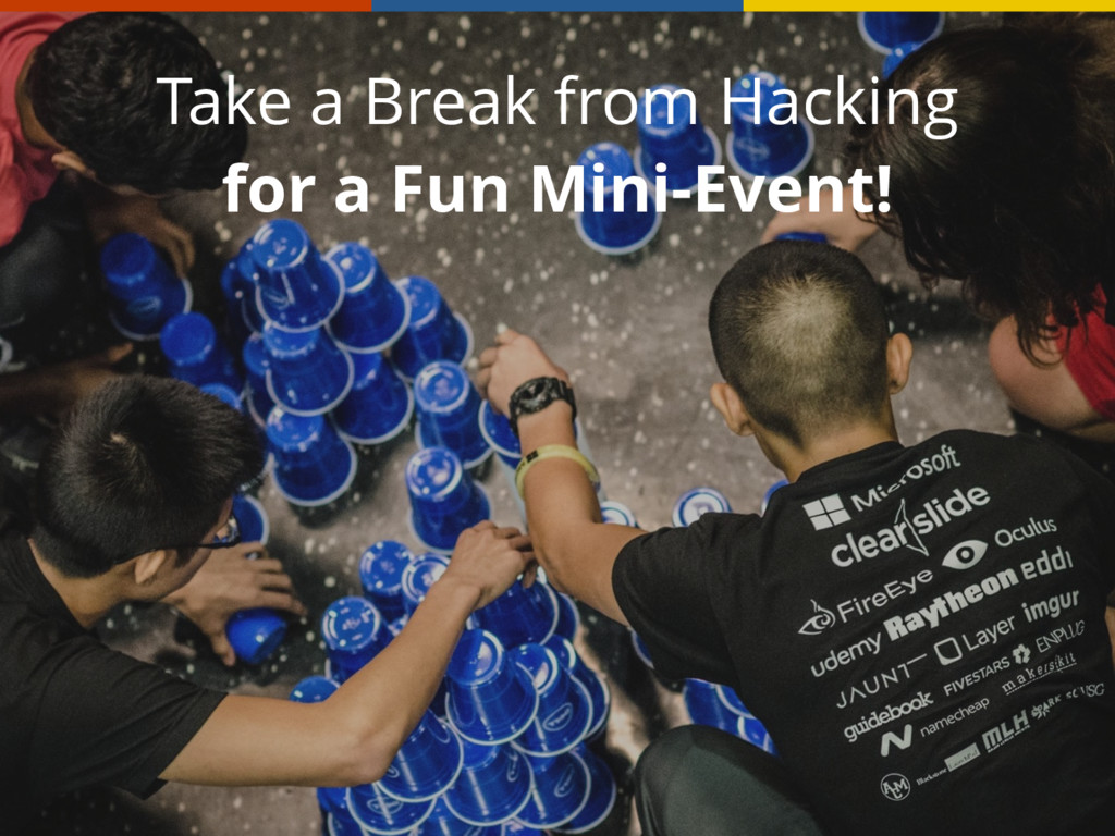 Take a Break from Hacking